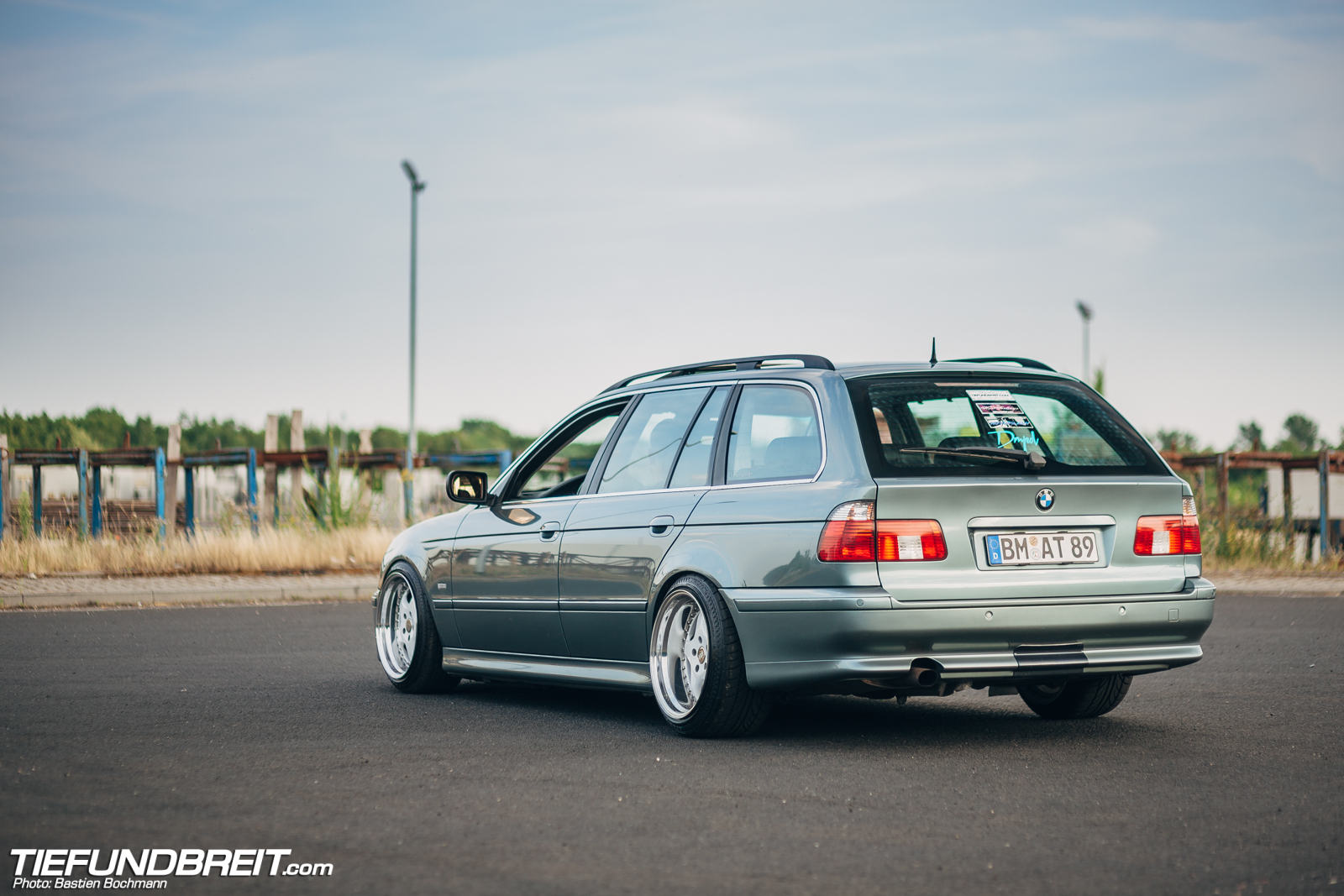 Outside The Norm Andy S E39 Touring Tief Breit